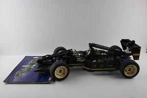 lego technic 8880 formel 1 auto f1 super car selten rar. Black Bedroom Furniture Sets. Home Design Ideas