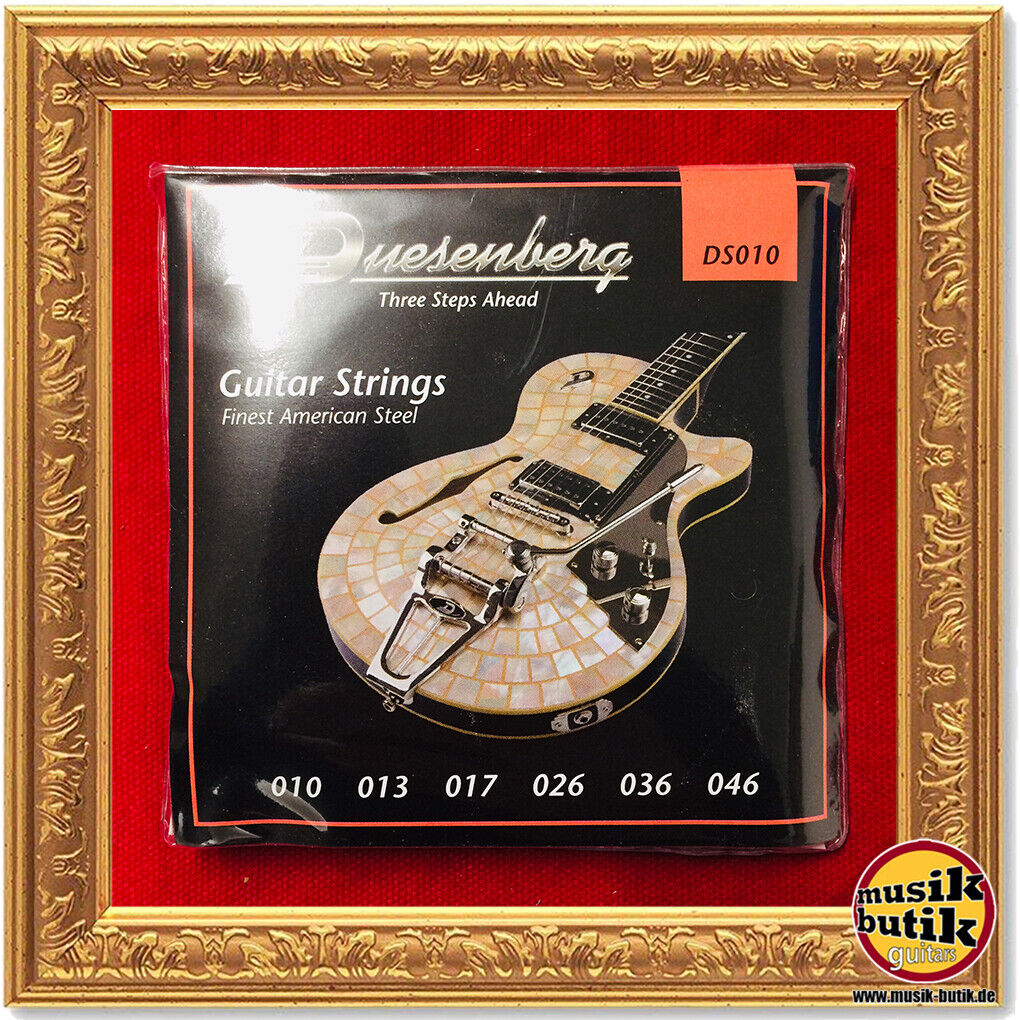 Elixir Optiweb E-Gitarre Super Light 9-42 Saiten Satz Guitar Strings Set 19002