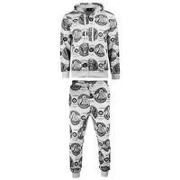 Men Sweat Suit Hoody Money Cash Pyramid Joggers Pants Zipper Zip Up Jacket S-2xl