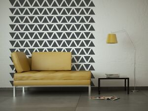 Image Is Loading Triangle Wall Decal Triangle Decals Nursery Wall Decal