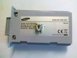 Samsung-analogique-FAX-KIT-Modele-scx-fax-100-pour-6345-N