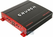 Crunch PX1000.4 1000W 4-Channel POWERX Series Class AB Car Amplifier