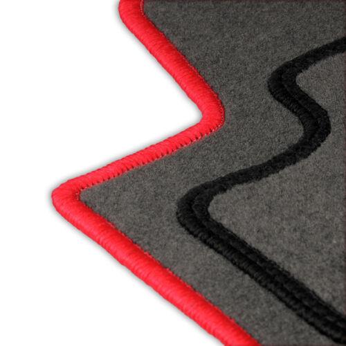 Fußmatten Auto Autoteppich passend für Toyota Starlet 1989-1995 CASZA0102