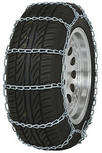 285-40-17-285-40R17-Tire-Chains-034-PL-034-Link-Snow-Traction-Device-Passenger-Car