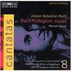 Johann Sebastian Bach - Bach: Cantatas, Vol. 8 (1998)