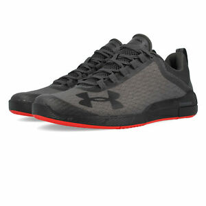 Under Armour Mens Charged Intake 4 Running Shoes Trainers Sneakers Grey Sports