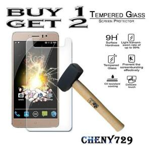 Details about For XGODY D10 - 100% Genuine Tempered Glass Film Screen  Protector Cover