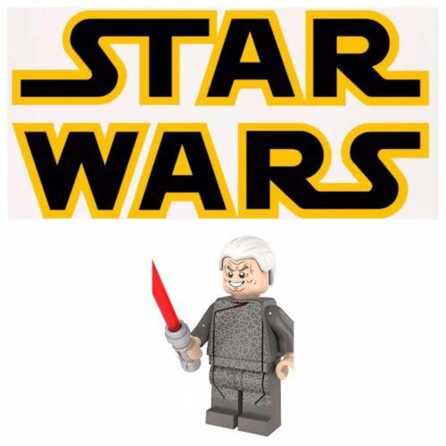 Star Wars WE COMBINE SHIPPING Minifigures Senator Palpatine US Seller