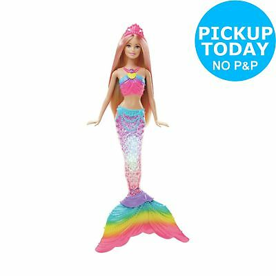 Barbie Rainbow Lights Mermaid Doll 3+ Years