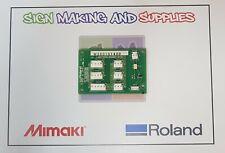 Genuine Roland Soljet Pro Ii Sc545 Ex Hu Junction Board W880101420