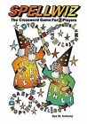 Spellwiz: The Crossword Game for Two Players by MR Gus St Anthony (Paperback / softback, 2013)