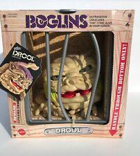 Vintage Mattel DROOL BOGLIN, MIB/NRB, Never@retail w/Hang Tag/Personal Sample