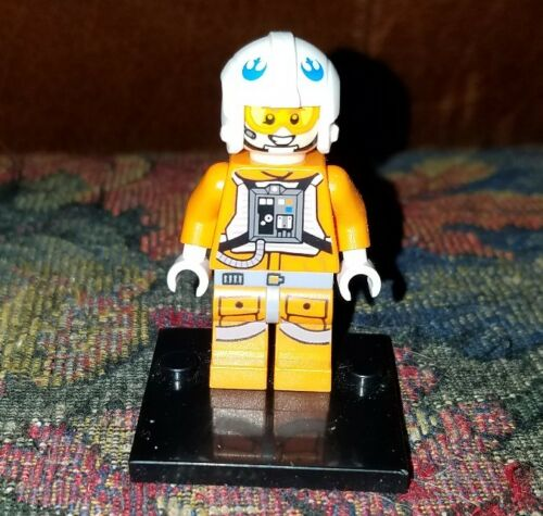 Authentic LEGO Star Wars Dak Ralter Pilot Minifigure sw567 75049 Snowspeeder