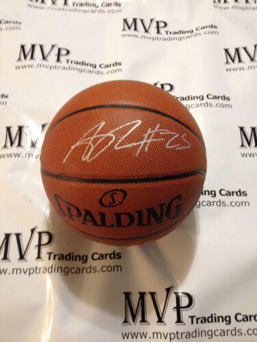 AUSTIN RIVERS Autograph I/O Full Size Basketball JSA