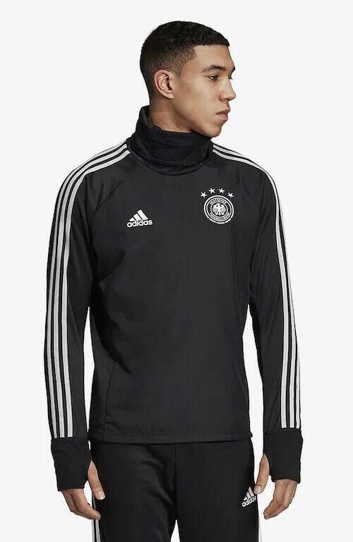 Alemania  Dfb Entrenamiento Adidas Cálido Sudadera 2019  popular