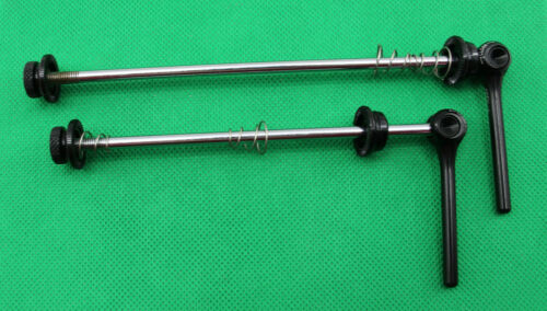 Quick Release Set MTB Road 145 mm approximately 53 grams light.
