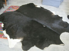 Ikea Koldby Cowhide Rug Brown for sale