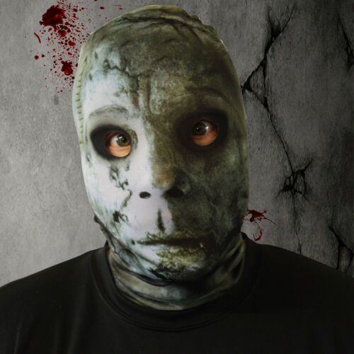 Mad Mike Murderer Design 3D Effect Lycra Fabric Face Mask Halloween FS111