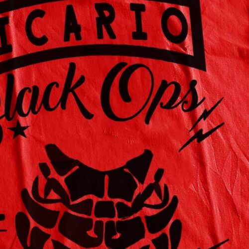 Sicario Hitman T-Shirt Drug Cartel  Pablo Escobar  El Chapo Gangster Narco Mob