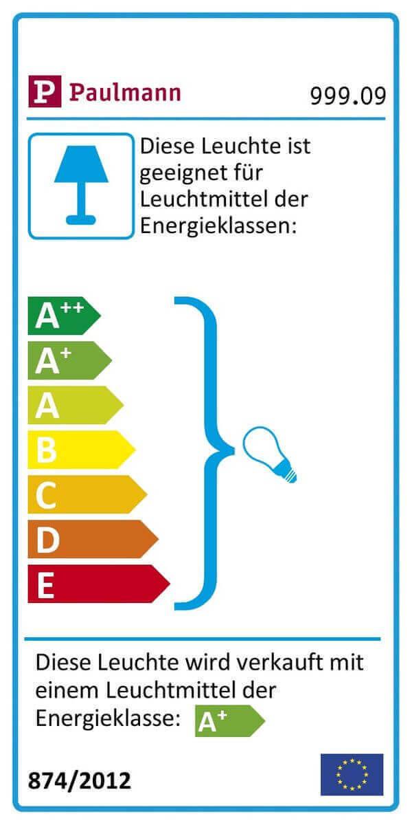 LED Möbelleuchtenset Galeria Assistent II chrom GU5,3 Metall 2er