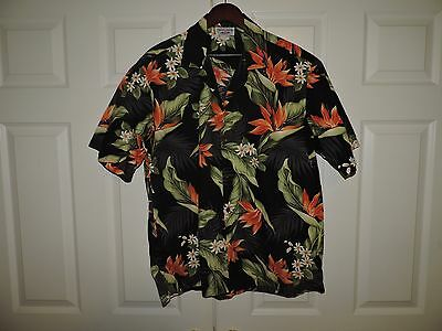 Pacific Legend Apparel Floral Men's XL Hawaiian Shirt
