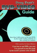 Doug Pratt's DVD-Video Guide by Douglas F. Pratt, James Monaco