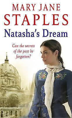 Natasha's Dream by Mary Jane Staples, Good Book (Mass Market Paperback) Fast & F