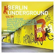 Berlin Underground Vol.4 von Various Artists (2015), Neu OVP, 2 CD