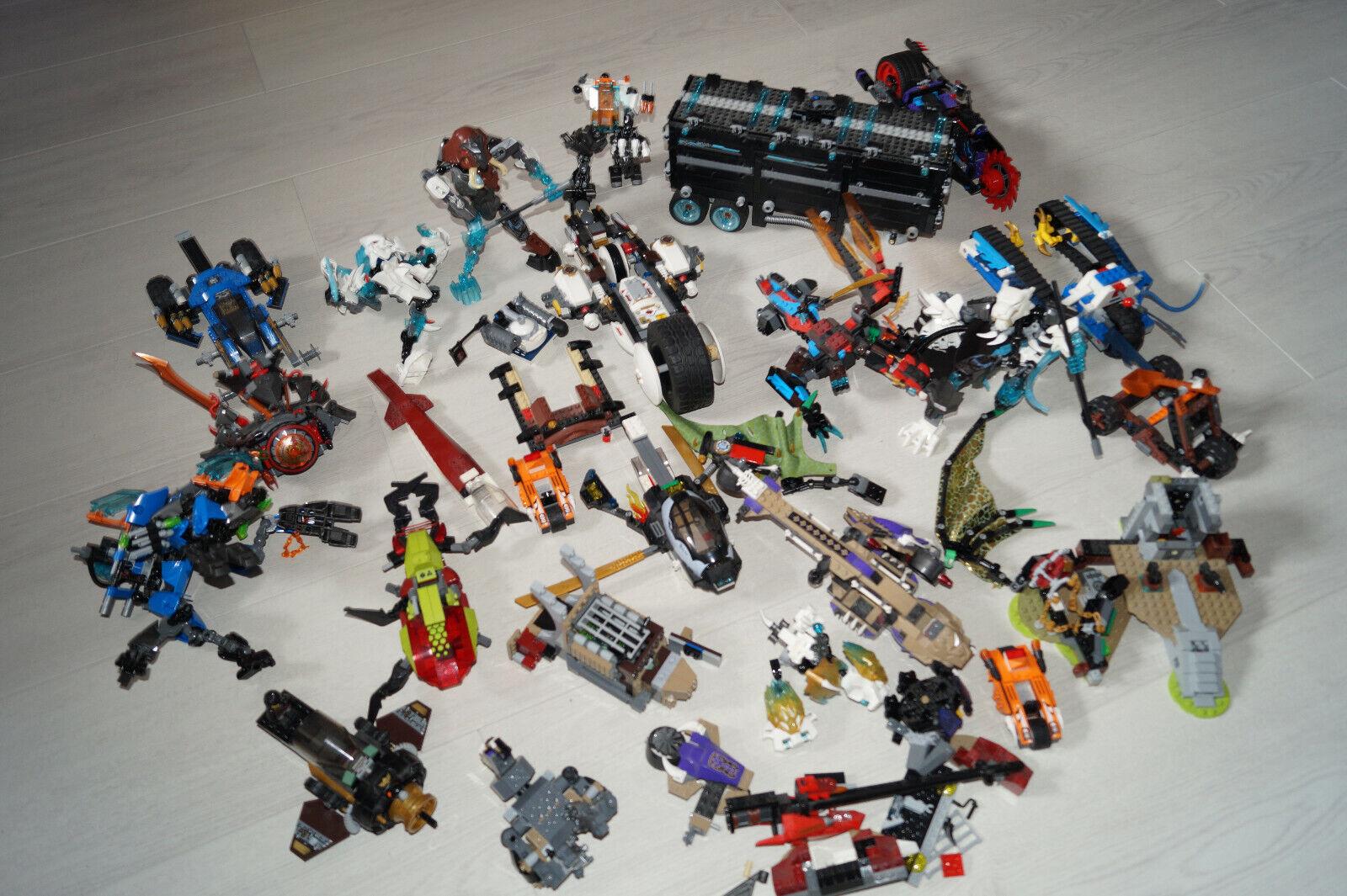 Lego NINJAGO TECHNIC Space  Masseto 4kg