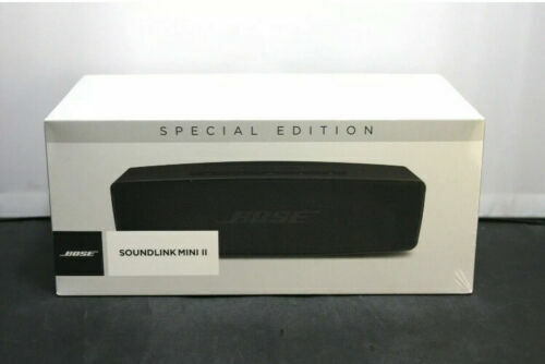 Bose SoundLink Mini II Special Edition Buetooth Speaker New