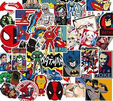 Superhero Stickers 20 pcs Mixed Stickerbomb Batman Suicide Squad Decal Phone