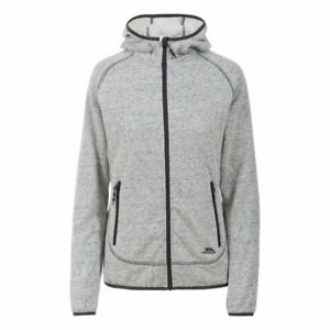 Trespass-Crosswind-Womens-Full-Zip-Fleece-Hoodie-Classic-Casual-Grey-Pullover