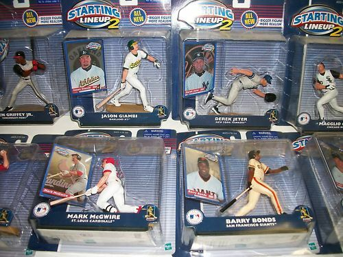 24 Starting Lineup 2 MLB MLB MLB Figures 2000 – B5 1a9696