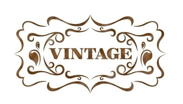 "STENCIL WALL STENCILS NEW 8.26""x5.82"" Airbrush PVC TEMPLATE vintage"