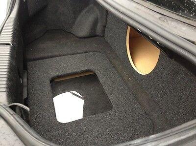 Custom Sub Box Subwoofer Enclosure RX-8 MAZDA RX8 Concept Enclosures