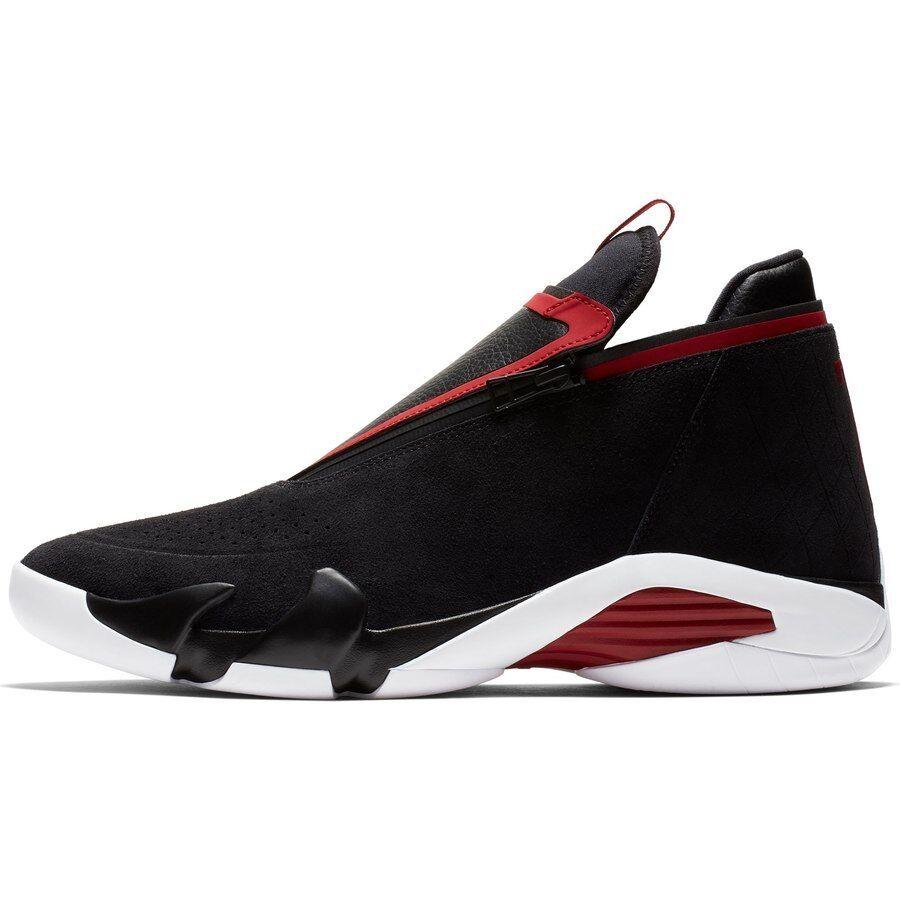 Nike Men's Air Jordan JUMPMAN Z shoes Black Gym Red-White AQ9119-001 c