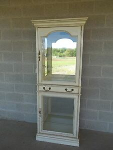 Superieur Image Is Loading JASPER CABINET Hollywood Regency Paint Decorated 2 Door