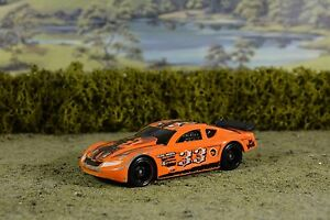 R-amp-L-Diecast-Hot-wheels-Loose-Playworn-Malaysia-Circle-Tracker-Orange