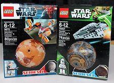 New Lego Lot Star Wars Series 1 3 9675 75007 Sebulba Clone TRtoope Tatooine Coru