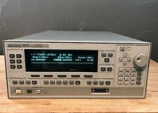 Hp Agilent 83640a 10 Mhz 40 Ghz Synthesized Sweeper Option 004 008