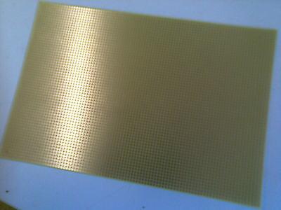 Matriz de RF grandes padboard 233x160x1.6 prototipo de placa de circuito