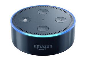 Brand-New-Amazon-Echo-Dot-Multimedia-Bluetooth-Wireless-Smart-Speaker-Black