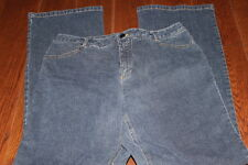 Casual Corner Annex Jeans Pants Sz 8     actual 30x31  NWOT stretch DARK