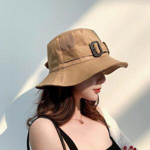 Womens-Mens-Bucket-Hat-Outdoor-Fishing-Hunting-Camping-Boonie-Fisherman-Sun-Cap