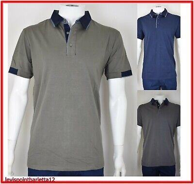Frugale Polo T-shirt Da Uomo Maglia A Manica Corta Cotone Taglie Forti L Xl Xxl Xxxl 4xl Una Vasta Selezione Di Colori E Disegni