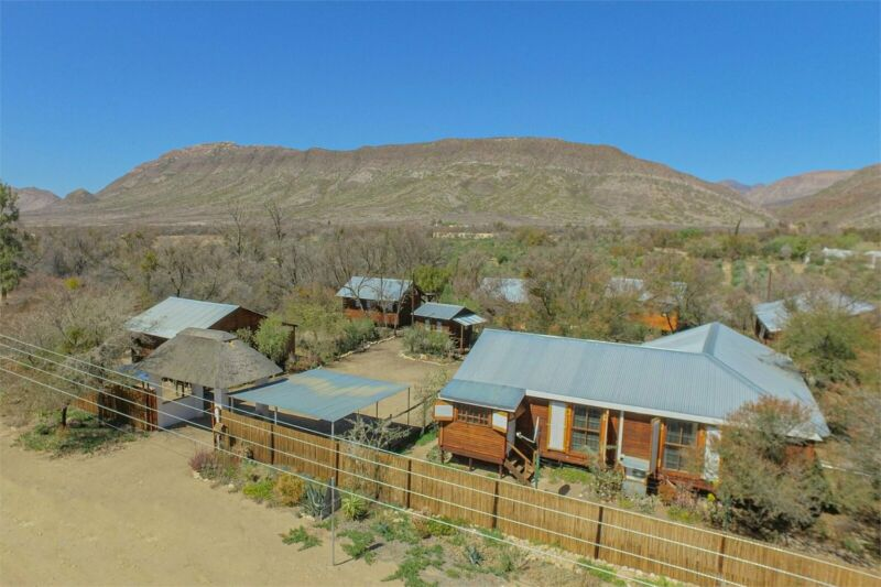 7 Bedroom house for sale in Prince Albert - Guest farm, Backpackers, Retreat or Resort