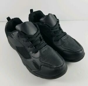 TOM-039-S-Unisex-All-Black-Sneakers-SIze-Women-039-s-9-Men-039-s-7-5-EUC