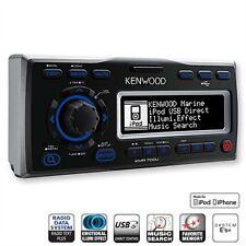 Kenwood KMR-700U Marine Radio iPhone 4 4S iPod USB Receiver für Boot Boat Yacht