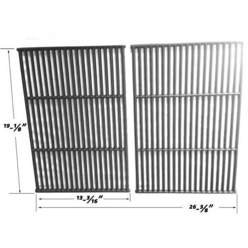 Imperial XL,9896-44 Broil King 989684 989687 Imperial 90 XL 9896 Cast Grates