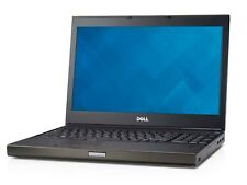 Dell Precision M4700 i7 16GB Ram 640GB HDD DVD Windows 10 Pro